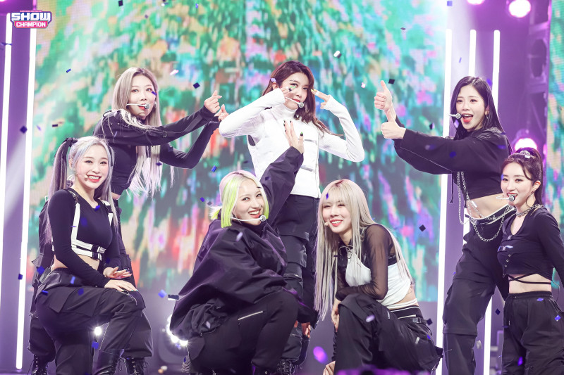 210224 Dreamcatcher - 'Wind Blows' at Show Champion (MBC Naver Post) documents 7